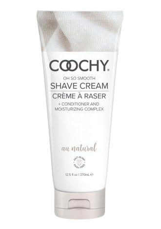 Coochy Shave Cream - Au Natural