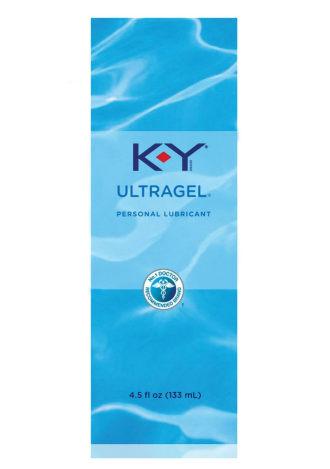 K-Y UltraGel Personal Lubricant