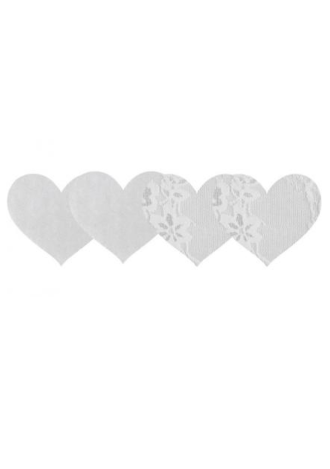 Luminous Hearts Pasties
