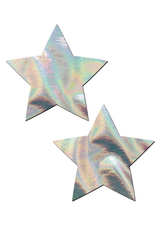 Holographic Star Pasties