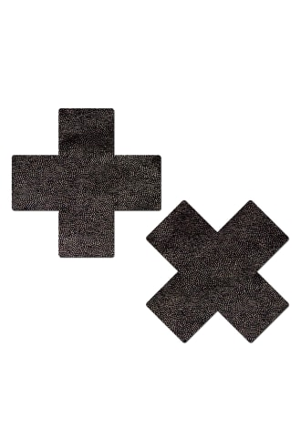 Plus X Liquid Cross Pasties