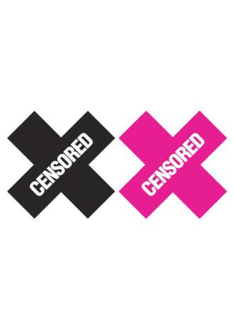 Peekaboos Censored Pasties