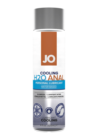 JO H2O Anal Lubricant - Cooling