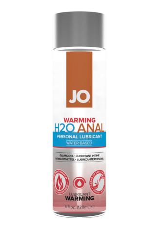 JO H2O Anal Lubricant - Warming