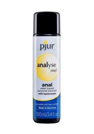 Pjur Analyse Me Water-Based Personal Lubricant