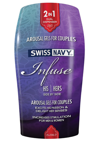 Swiss Navy Infuse 2-in-1