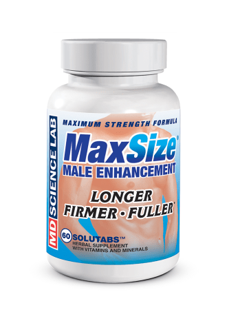 Max Size - 60 Count Bottle