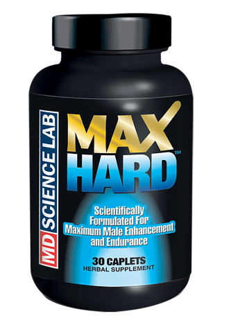 Max Hard - 30 Count Bottle