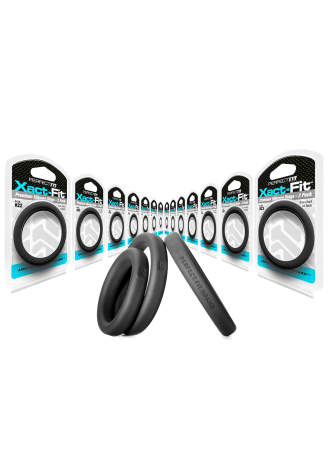 Xact Fit 3-Ring Kits