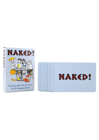 Naked - The Card Game