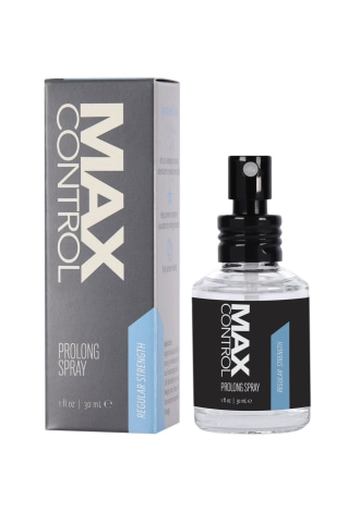 Max Control Prolong Spray Regular Strength 1 oz.