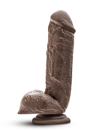 "Dr. Skin - Mr. D 8.5"" Dildo"