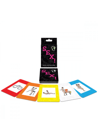 Sex! International Card Game