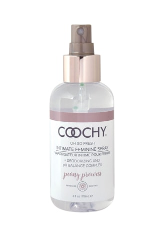 Coochy Intimate Feminine Spray - Peony Prowess