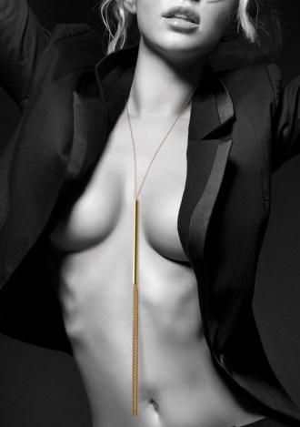 Bijoux Indiscrets Magnifique Chain Necklace Whip