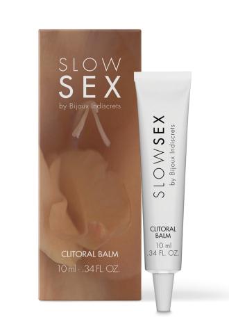 Bijoux Indiscrets Slow Sex Clitoral Balm