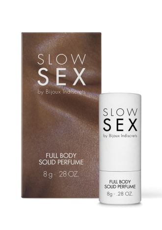 Bijoux Indiscrets Slow Sex Full Body Solid Perfume
