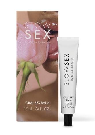 Bijoux Indiscrets Slow Sex Oral Sex Balm