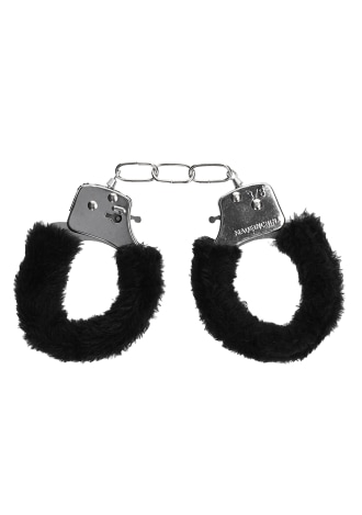 Ouch! Furry Pleasure Handcuffs