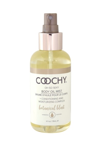 Coochy Body Oil Mist - Botanical Blast