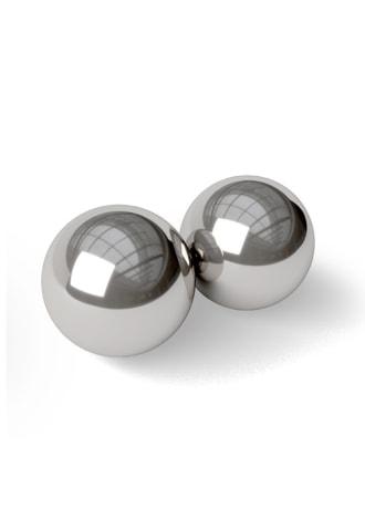 Noir - Stainless Steel Kegel Balls