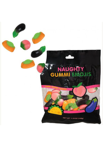 Naughty Emoji Gummies