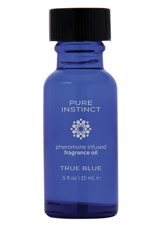 Pure Instinct Pheromone Oil True Blue
