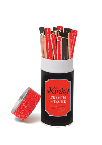 Kinky Truth or Dare - Pick A Stick