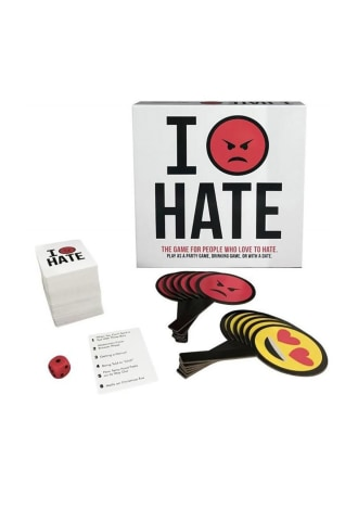 I Hate... Party Game