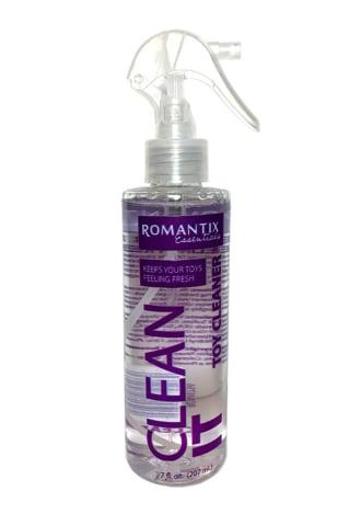 Romantix Clean It Toy Cleaner