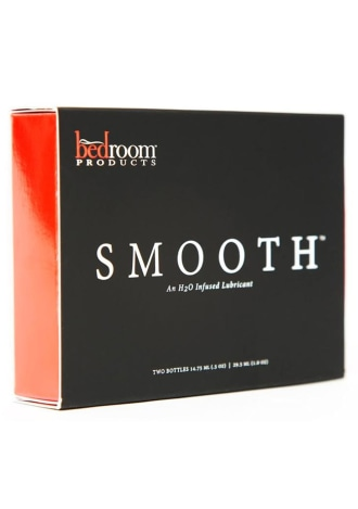Smooth Body Glide Water Based Lubricant - 2 Pack