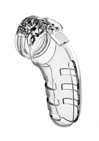 """ManCage Model 06 Chastity 5.5"""" Cock Cage"""