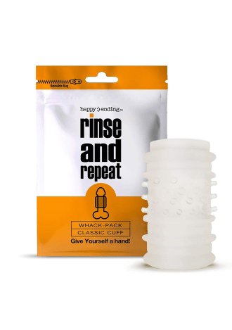 Happy Ending Rinse And Repeat Whack Pack Cuff
