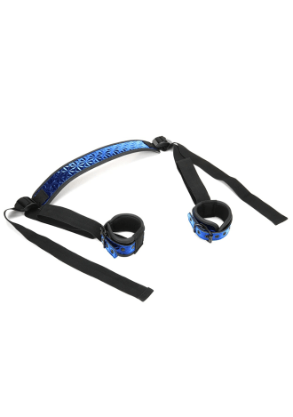 Diamond Deluxe Sex Sling with Ankle Restraints