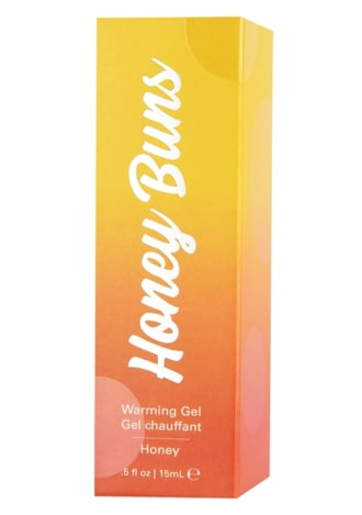 Honey Buns Warming Gel