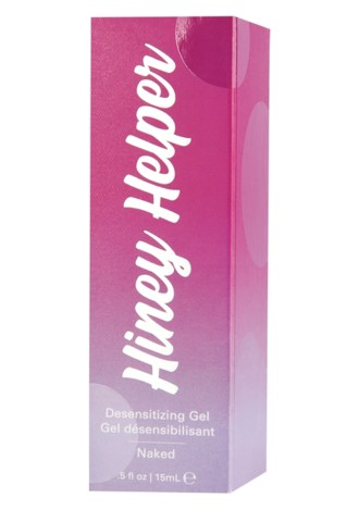 Hiney Helper Desensitizing Gel