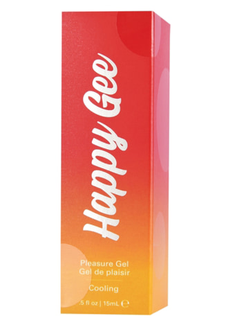 Happy Gee Cooling Pleasure Gel