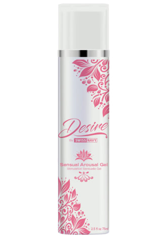 Desire by Swiss Navy - Sensual Arousal Gel 2.5 oz.