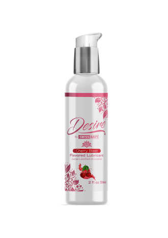 Desire by Swiss Navy - Flavored Lubricant 2 oz.