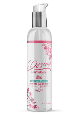 Desire by Swiss Navy - Silicone Intimate Lubricant