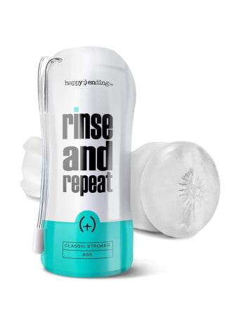 Happy Ending Rinse And Repeat Classic Stroker Masturbator - Ass
