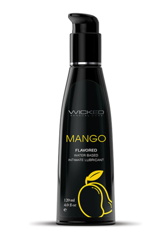 Wicked Sensual Care Water Based Lubricant - Mango