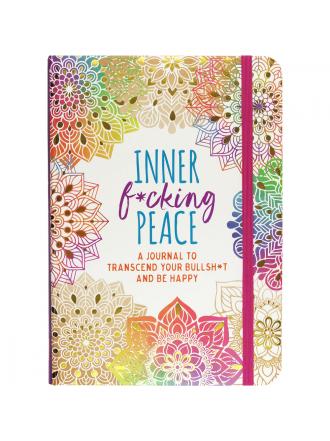 Inner Fucking Peace Journal