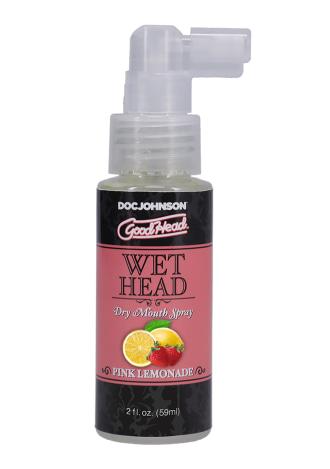 GoodHead™ Wet Head Dry Mouth Spray 2 oz.