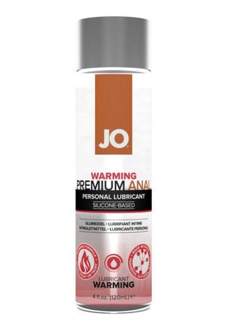 JO Premium Anal Lubricant - Warming