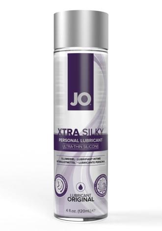 JO Xtra Silky Ultra Thin Silicone Lubricant