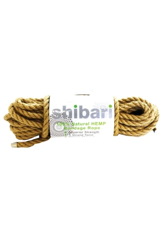 Shibari 100% Natural Hemp Bondage Rope