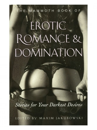 Mammoth Book of Erotic Romance & Domination