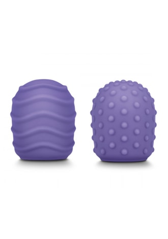 Le Wand Petite Silicone Texture Covers