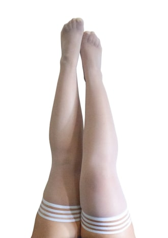 Ashley Sheer Thigh High